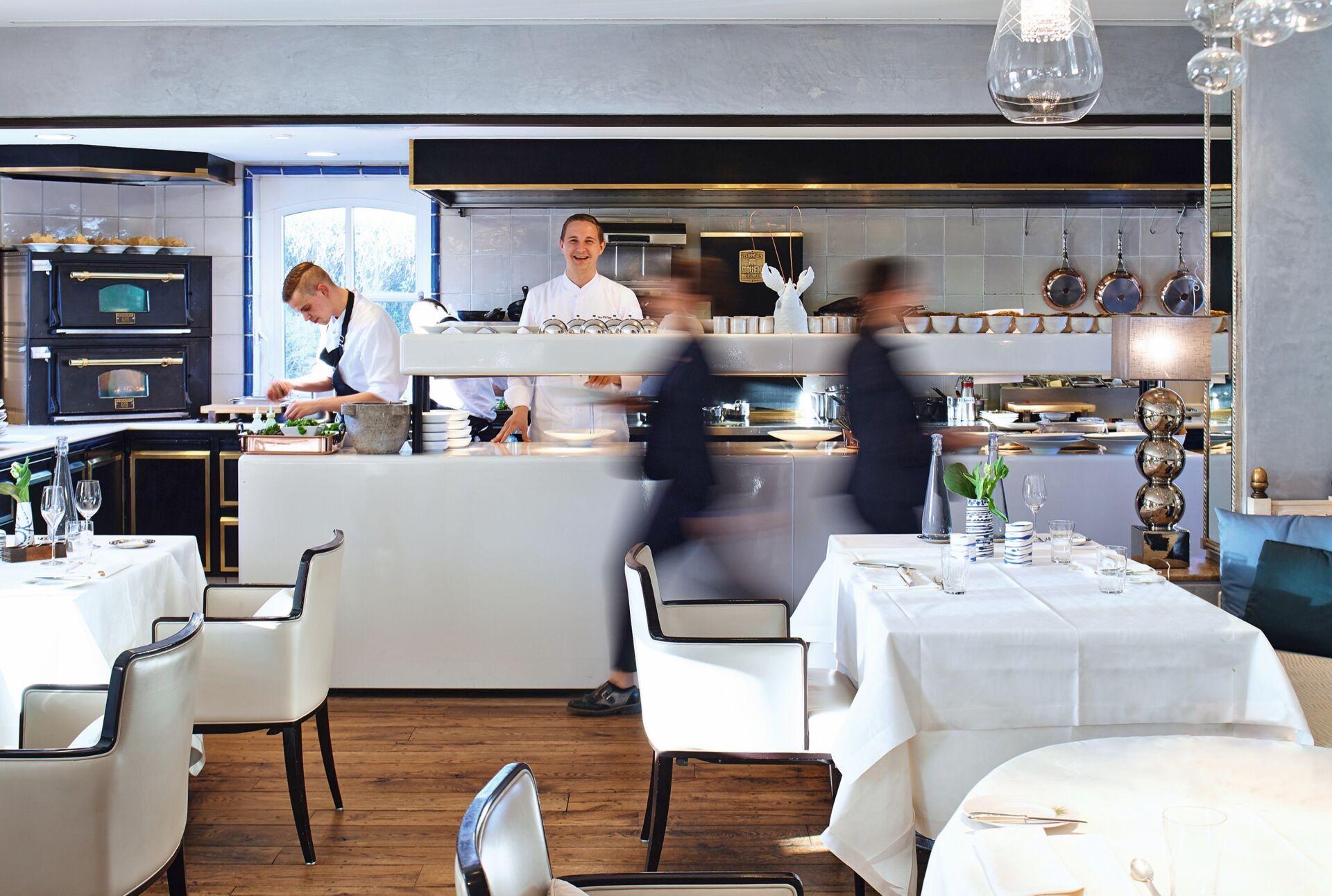 München dresscode tantris Restaurant Tantris,